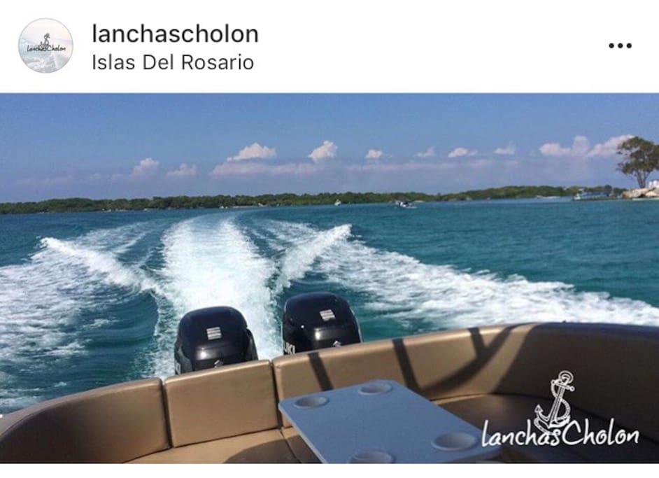 LC yachts and boats te ofrece el mejor servicio en Cartagena, Santa Marta y San andres. Te invitamos a que compruebes por que somos los mejores. // LC yachts and boats offers you the best service in Cartagena, Santa Marta and San Andres. We invite you to check why we are the best.