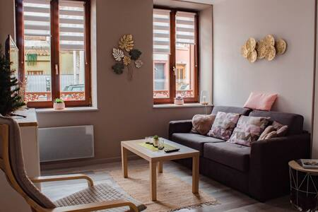 charmant meublé chez dav&co