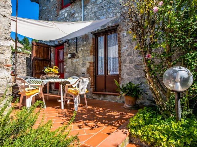 L'Anticiana 3-room house 80 m² in Camaiore