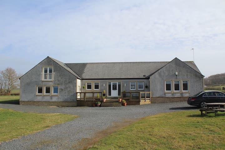 Todrigs House (Scottish Open / Ladies Scottish) - South Ayrshire - Dom