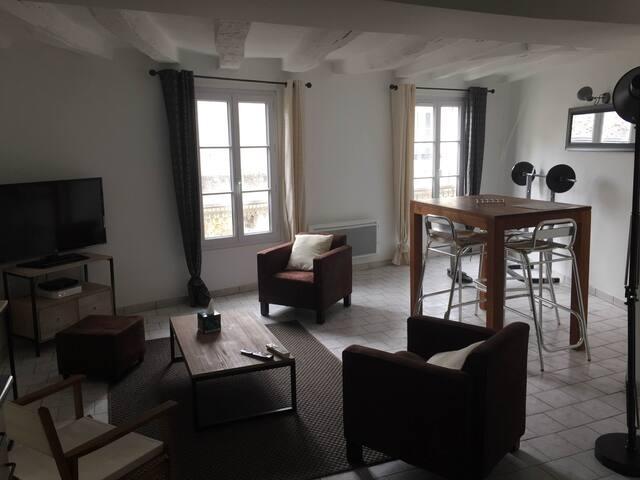 Appartement 40m2 centre ville Amboise - Amboise - Byt