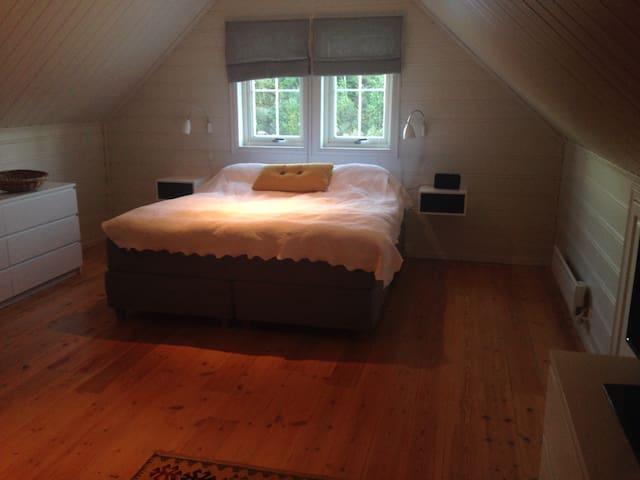 En god natt søvn i stor leilighet. - Kristiansand - Pis