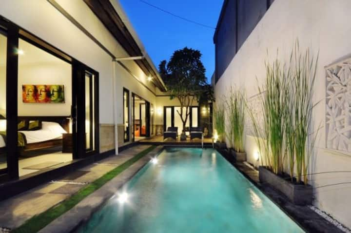 3Br Private Relaxing Lenny Villa