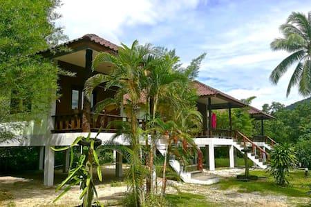 Koh Phan gan house - Ban Tai - 一軒家