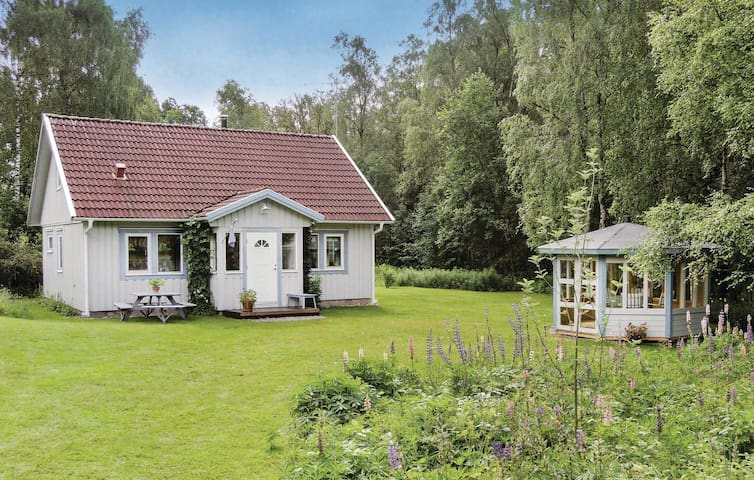 Holiday cottage with 3 bedrooms on 85m² in Ätran