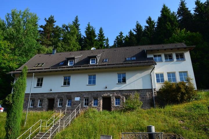 Ferienhaus Lütsche - Wohnung groß OG