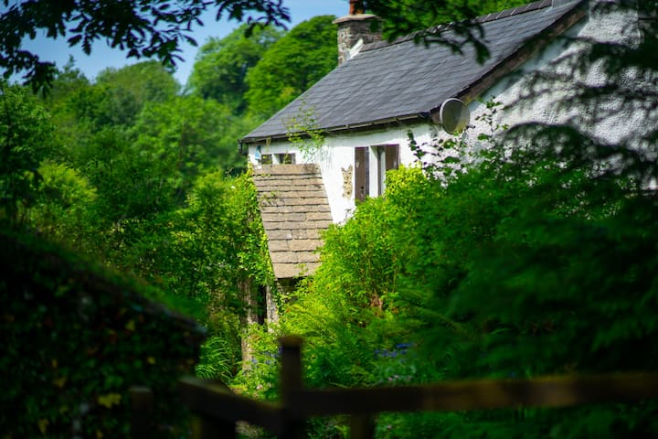 Crooked Lake Cottage, North Devon