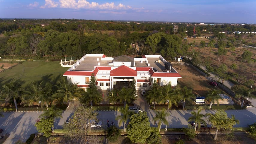 A luxury resort stay for 2 people near Sarjapur