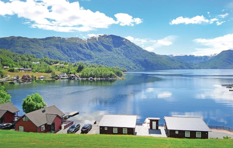 Holiday cottage with 2 bedrooms on 50 m² in Åkra