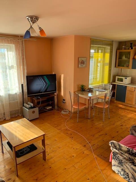 Luminoso apartamento con atardeceres preciosos