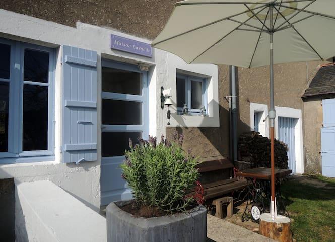 Maison Lavande: pour nos vacances - Blismes - Casa