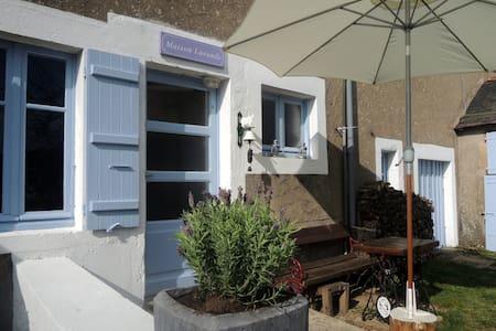 Vakantiehuisje in de Morvan - Blismes - Rumah