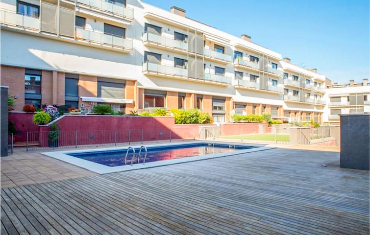 Holiday apartment with 2 bedrooms on 50m² in Sant Feliu de Guíxol