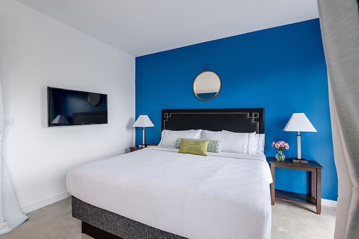 Hip Three Bedroom Loft at Little Havana