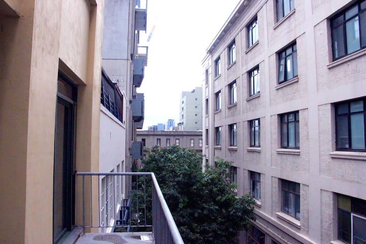 Penthouse flat - rooms cheap