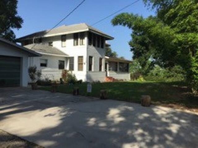 Ida House at Cody Village