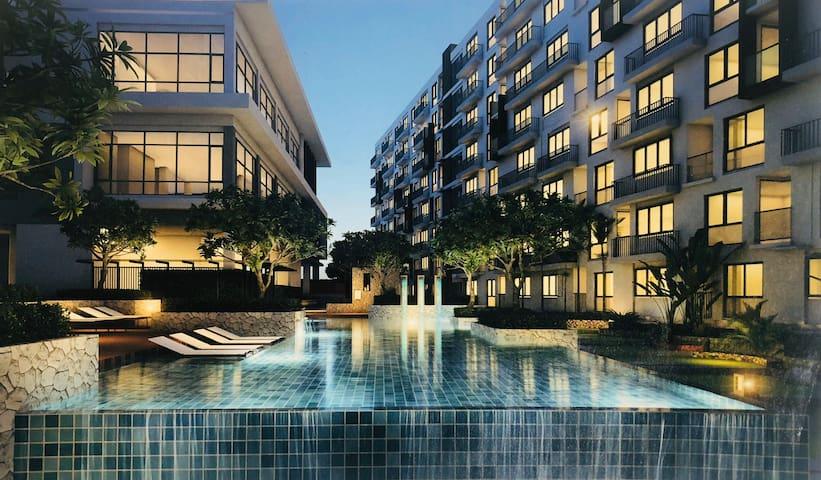 Dormy Residences - Sriracha Monthly Apartment