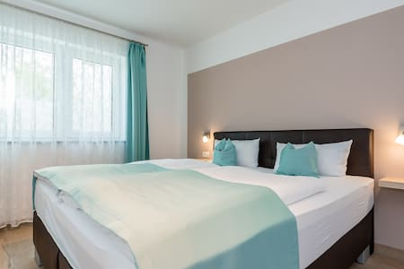 Apartment near Munich Airport and Therme Erding - Eitting - 住宿加早餐