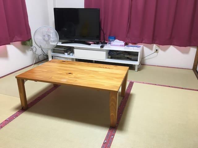 テーブルがあります