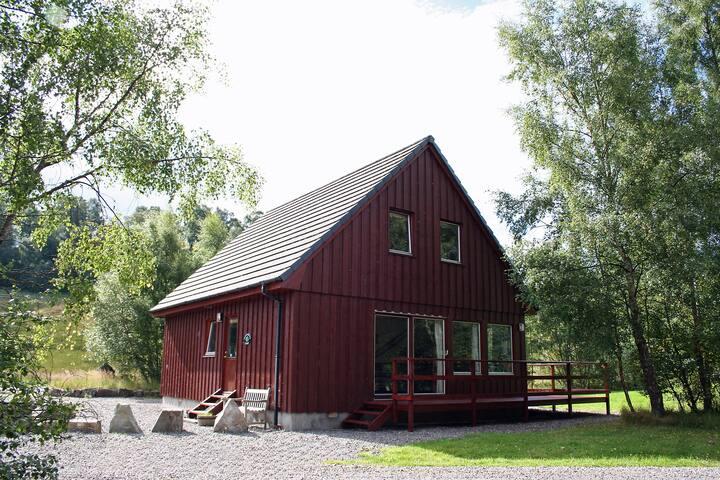 Cragganmore Lodge