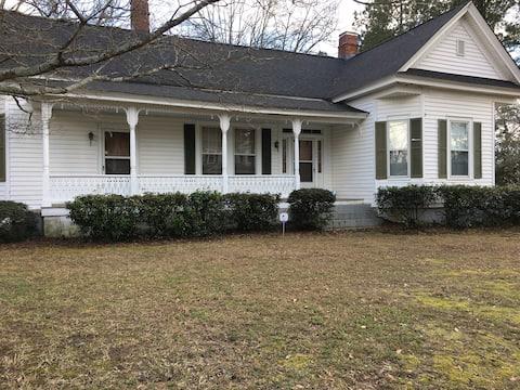 Historic Home in Johnston, SC