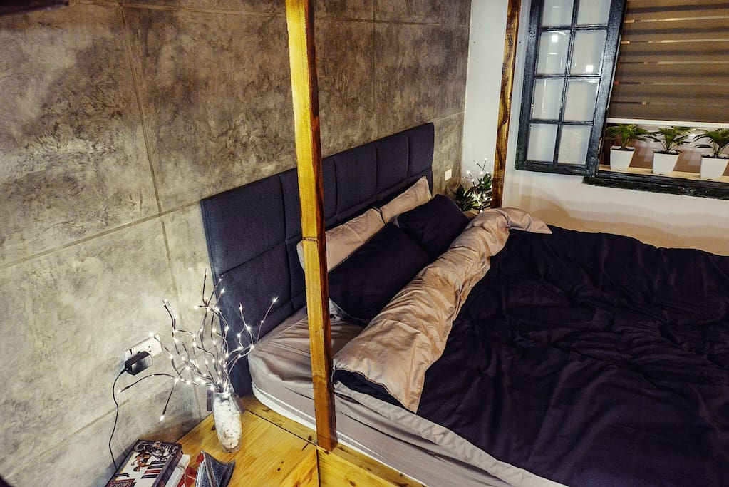 The most comfortable bed for anybody after long day walking around the city