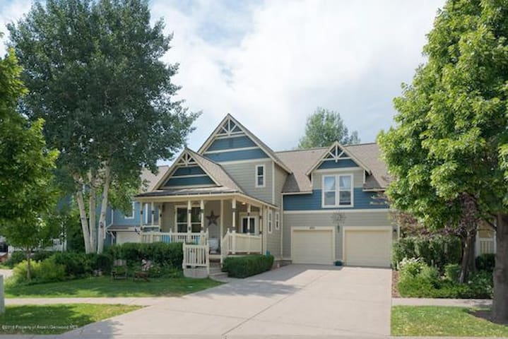 Carbondale, CO home for rent this summer - Carbondale - Talo