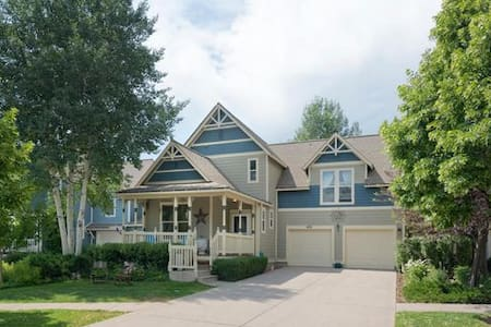 Carbondale, CO home for rent this summer - Carbondale - Haus