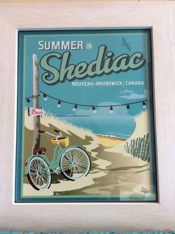 WELCOME TO SHEDIAC!!!