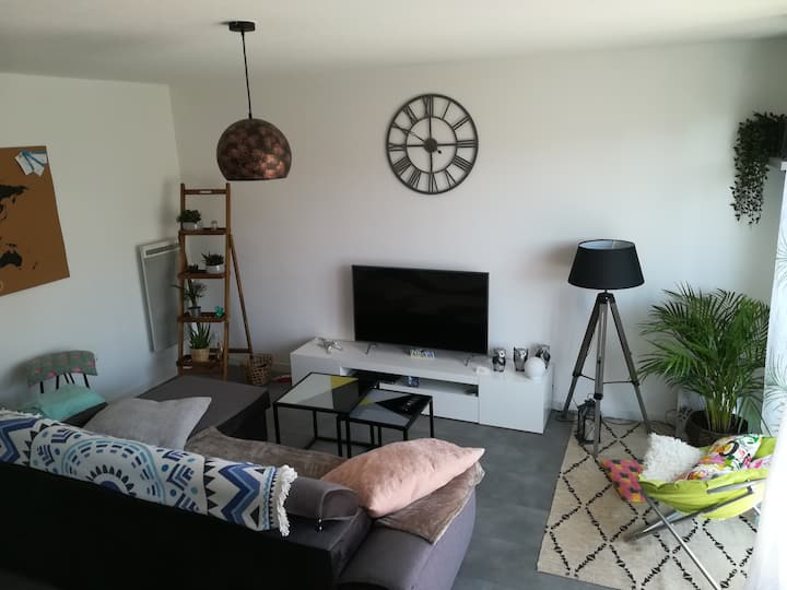 Appartement, Toulouse Nord