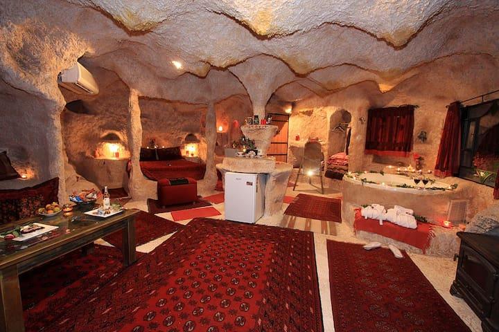 Aladin - cave
