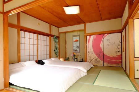 120sqm/2showers 2bath /Japanese Traditional House - Nakano-ku