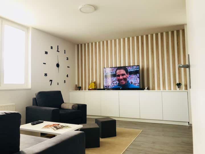 Completely renovated and modern furnished flat