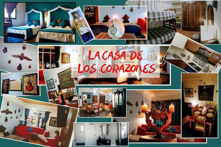 La casa de los corazones /The House Of Hearts