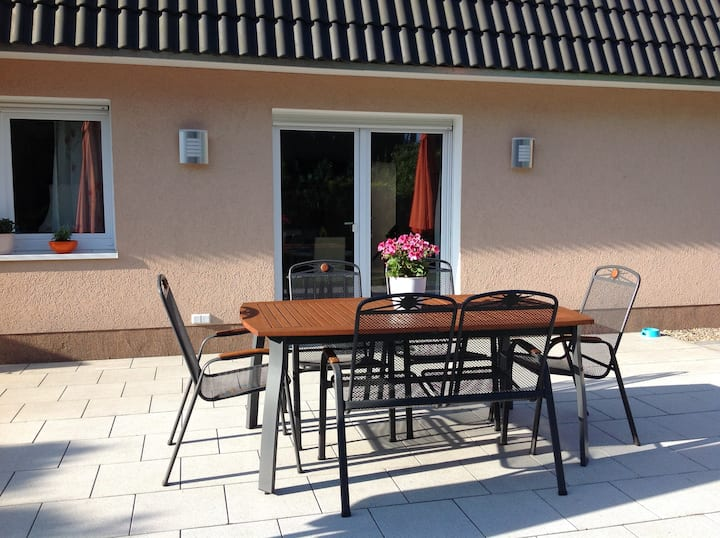Ferienapartment in Luckau am Rande des Spreewald