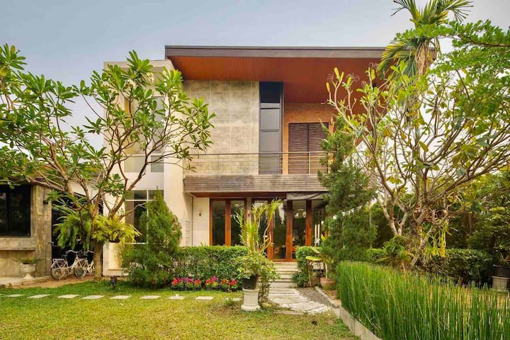 Cozy Holiday home in the heart of Chiangmai city