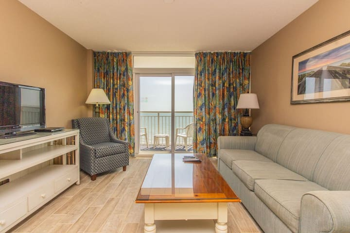 Upgraded Oceanfront 1 BR 1BA Condo~Atlantica 1055