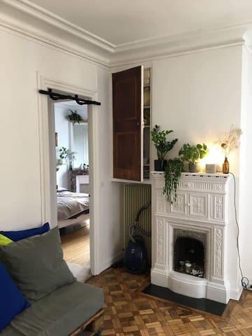 Parisian life style