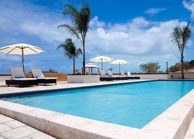 Gorgeous Modern Beach Suite La Vista Azul - The Bight Settlement - Apartment