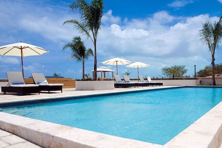 Gorgeous Modern Beach Suite La Vista Azul - The Bight Settlement