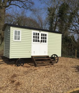 Bucks Green Place Shepherds Hut - Rudgwick - 小屋