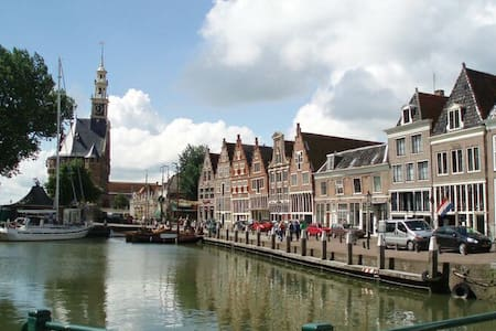 Spacious charming townhouse (1903) - 荷恩(Hoorn) - 獨棟