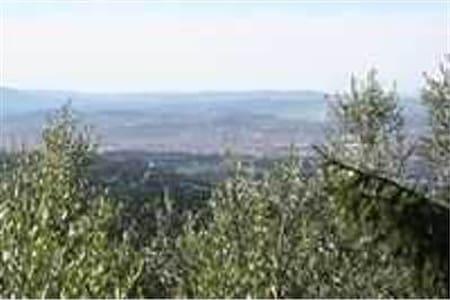 Colonica panoramica su Firenze - Sesto Fiorentino - Leilighet