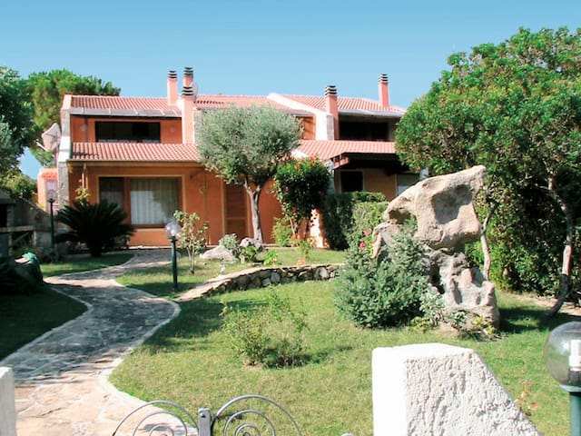 House Villa Rossa for 4 persons