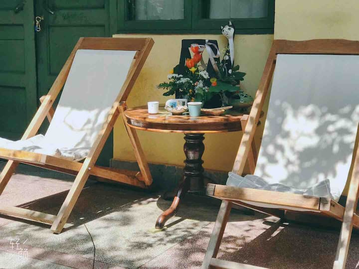 大理·古城步行街清静小院·家 A quiet courtyard in Dali old town