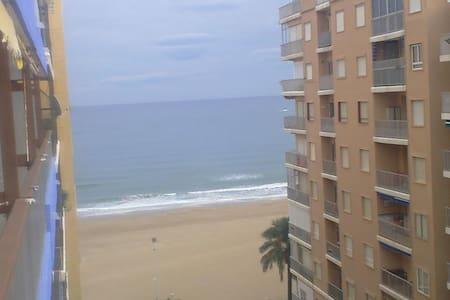 Apartamento a 20 metros de la playa de San Antonio - Cullera