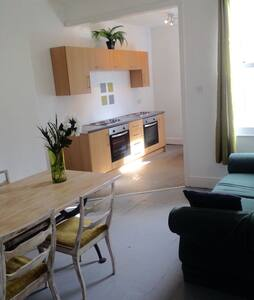 Large twin bedroom close to the city centre - Sheffield - House