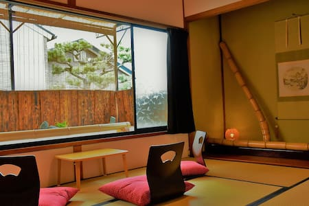 【個室】大和室 Japanese style / Private room 3 persons..