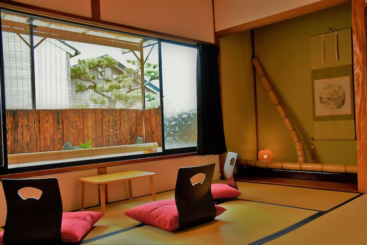 【個室】大和室 Japanese style / Private room 3 persons..