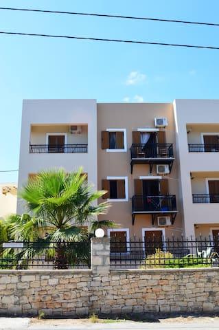 Apartment in Gallos, Rethymnon, Crete.